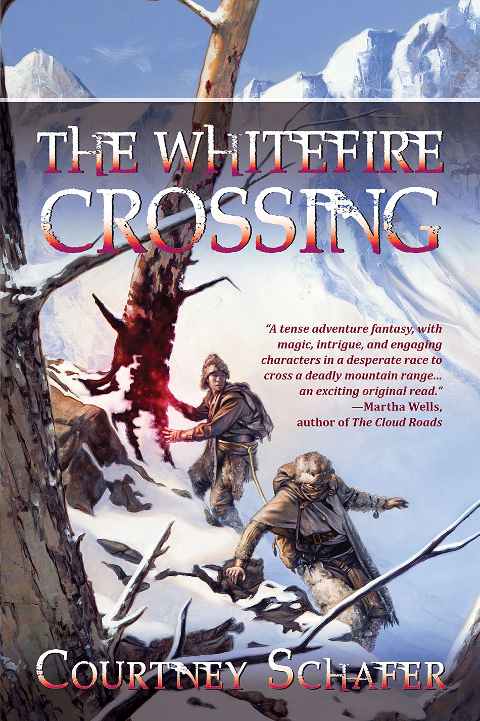 Whitefire Crossing Artwork